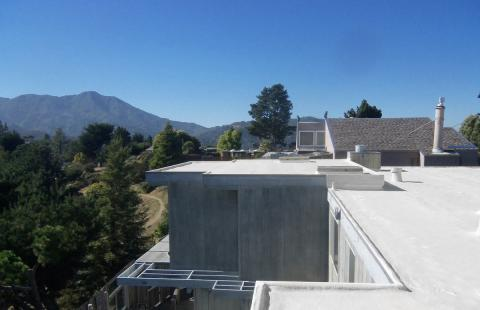 Spray Foam Roof Installation/Marin County/ Kentfield, CA