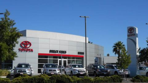 Single Ply Roofing/Marin County Auto Dealership/San Rafael, CA