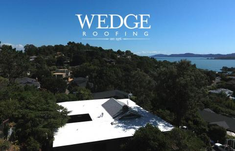 Marin County Spray Foam Roof San Rafael CA