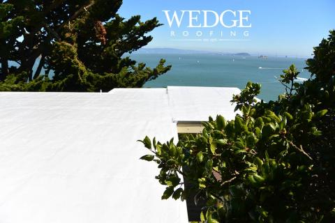 Marin County Spray Foam Roof Sausalito CA