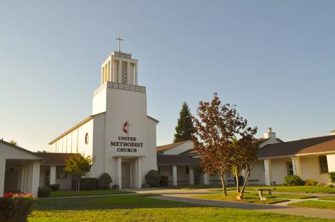 Composition Shingle Roofing/Sonoma County Church