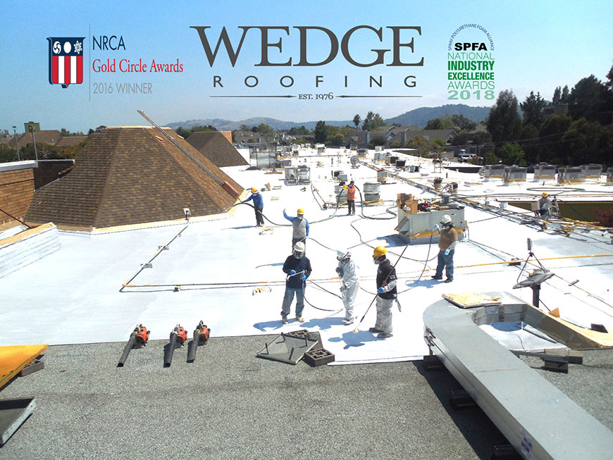 Award Winning Commercial Roofing Contractor